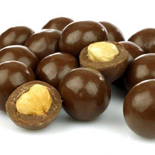 Coated Chocolate